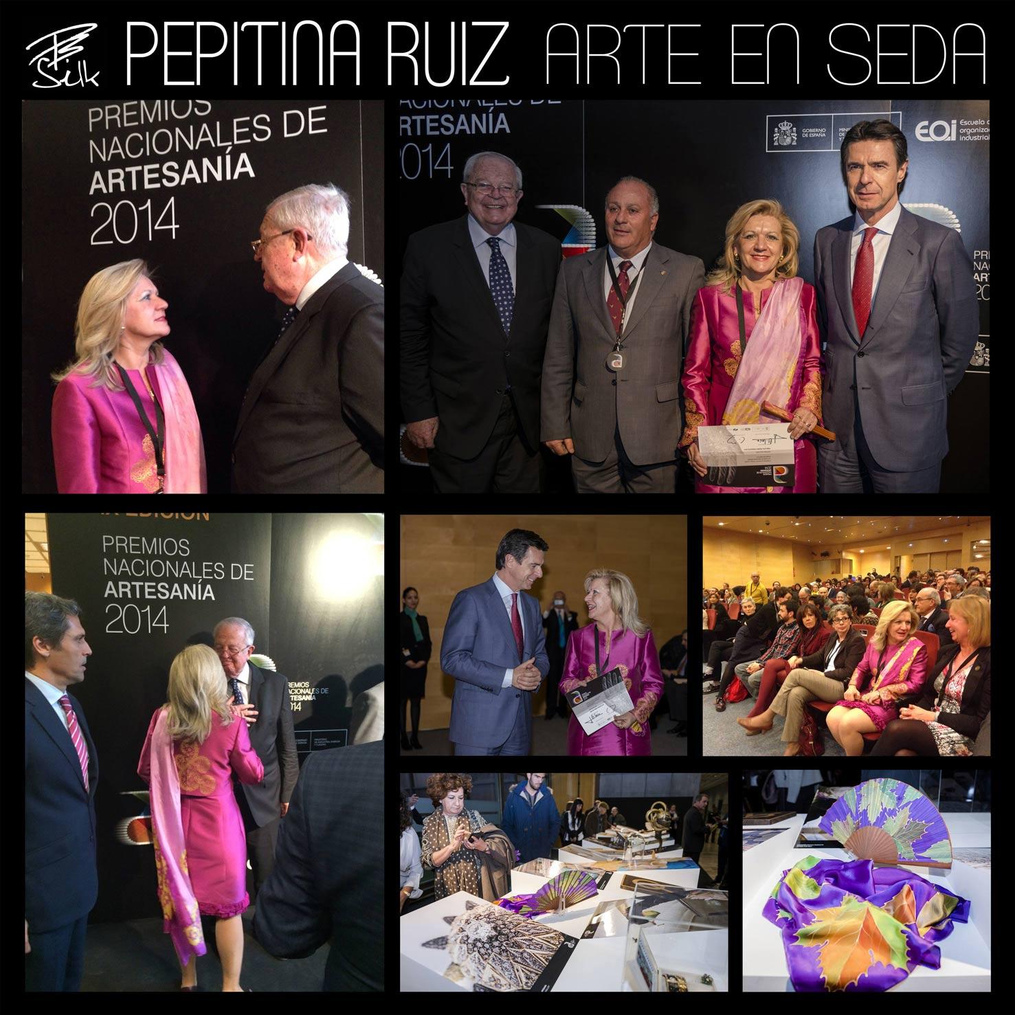 PREMIO NACIONAL DE ARTESANIA